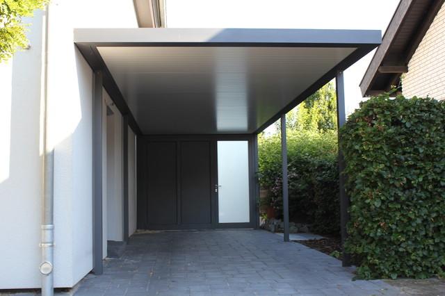 Carport aus Aluminium - Contemporary - Exterior - Other - by .