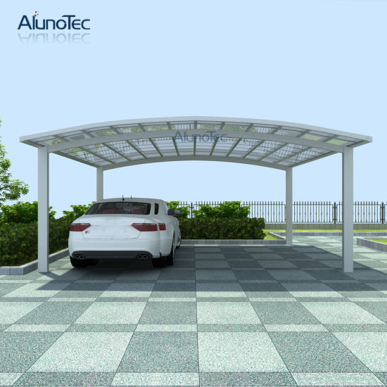 China Factory Wholesale Sun Shade Aluminium Carport Canopy for .