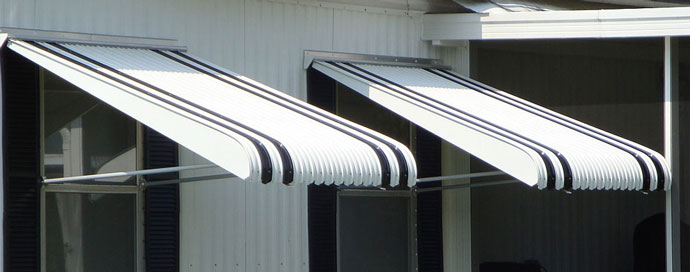 Aluminum Awnings and Canopi
