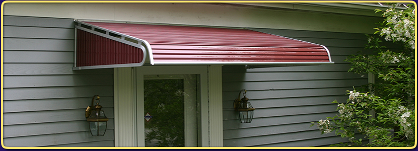 Bel-Aire Fixed Aluminum Awnings