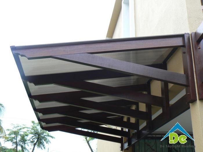 Malaysia Polycarbonate Awning | Polycarbonate Awni