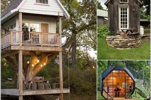 These Backyard Cabins will Take Your Breath Aw