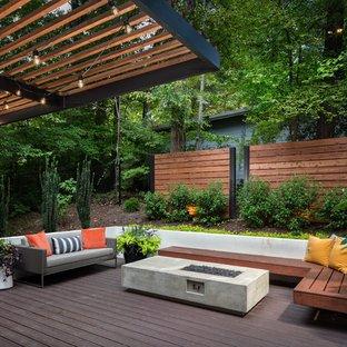 75 Beautiful Backyard Deck Pictures & Ideas | Hou