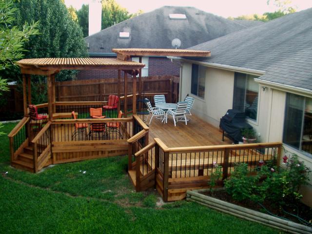 Austin Deck Company | Deck Builder Waco & New Braunfels, TX .