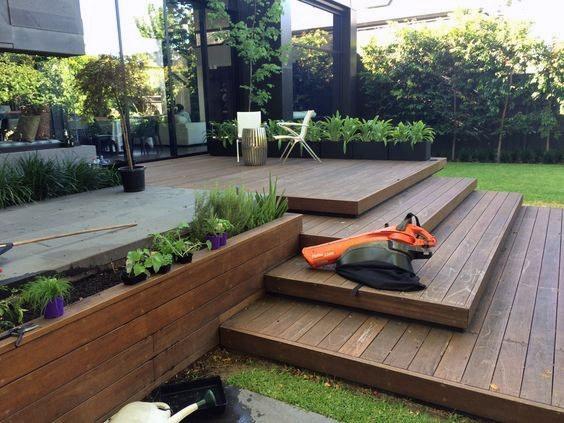 Top 60 Best Backyard Deck Ideas - Wood And Composite Decking Desig