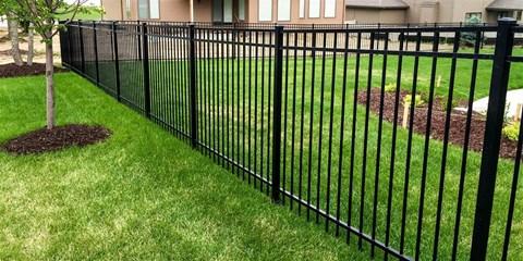 Backyard Fence - Ameristar Fence Produc