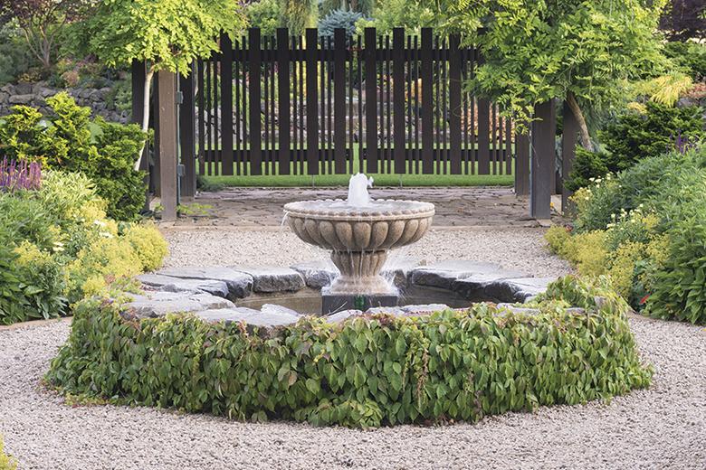 Make a splash with a backyard fountain | The Seattle Tim