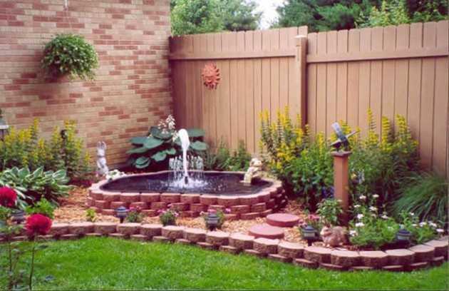 20 Wonderful Garden Fountai