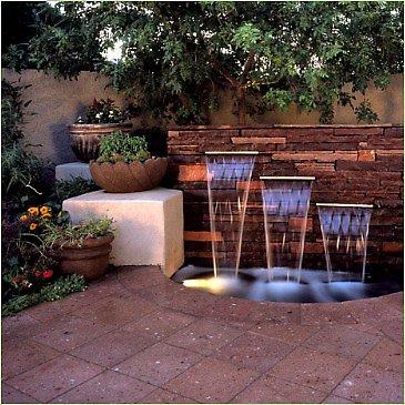 Orange County Wall Fountain Construction, Maintenance and Repa