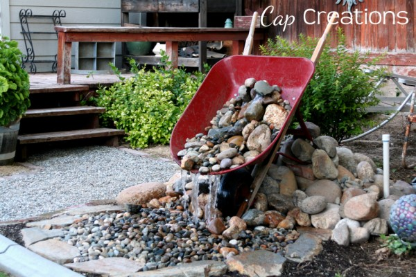 25 Awesome Handmade Outdoor Fountains - Shelterne