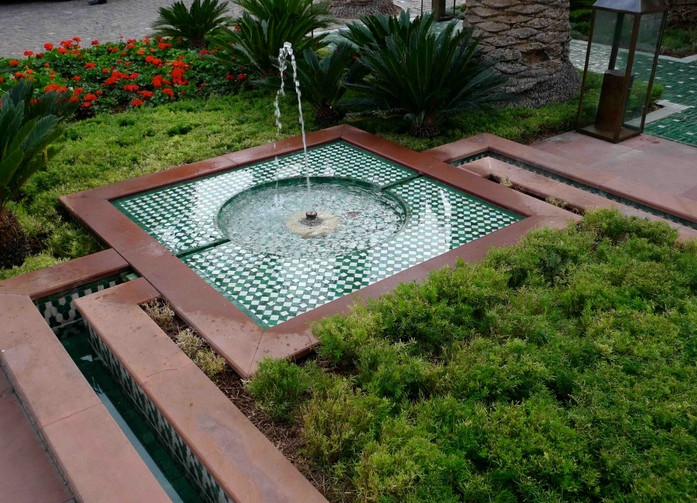 Water Fountains For Backyard | Pool Design Ide