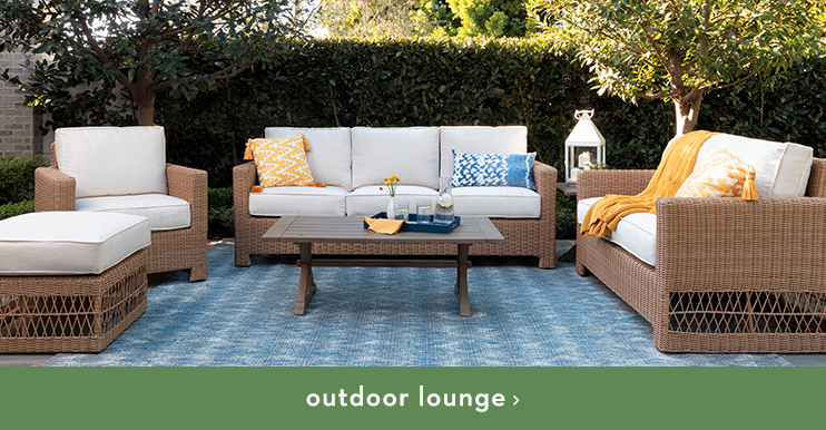 Outdoor + Patio Furniture | Living Spac