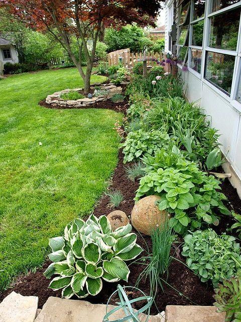 55 Backyard Landscaping Ideas You'll Fall in Love With   Backyard .