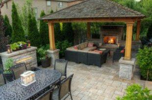 Gazebo Ideas for Backyard | Backyard pavilion, Backyard, Backyard .