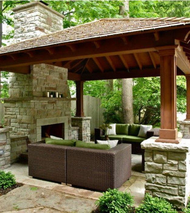 Wonderful Small Backyard Gazebo Ideas Gazebo Ideas For Backyard .