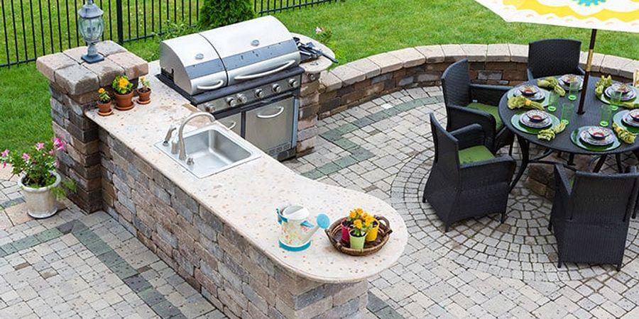 Outdoor Kitchen Designs and Ideas - 10 Backyard Kitchen Ide