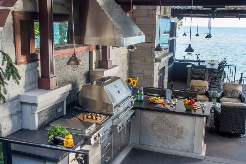 Incredible Backyard Kitchens for Entertaining - Long Island