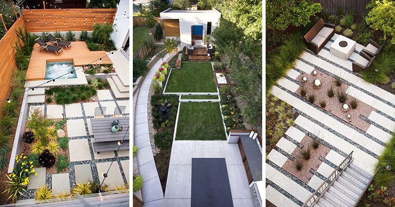 16 Inspirational Backyard Landscape Designs As Seen From Abo