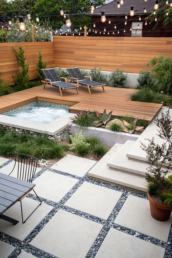 44 Small Backyard Landscape Designs to Make Yours Perfect | Small .