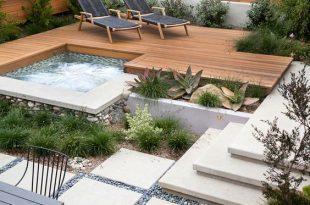 30 Beautiful Backyard Landscaping Design Ideas | Krajinářství .