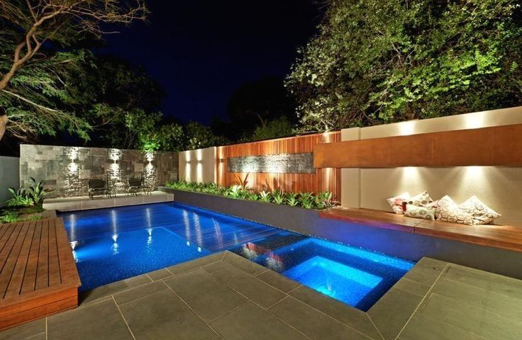 44 Small Backyard Landscape Designs to Make Yours Perfect – Pool .