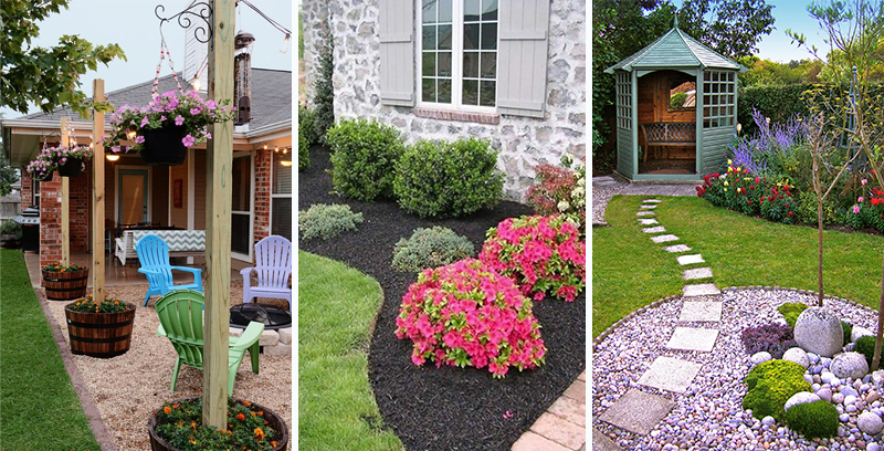 50 Best Backyard Landscaping Ideas and Designs in 20