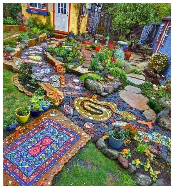 45 Small Beautiful Backyard Landscaping Ideas ~ vidur.n