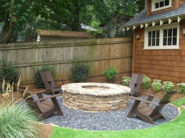 25 Inspirational Backyard Landscaping Ide