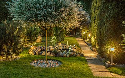 Backyard Landscaping Design Ideas - All Starr Tree & Landsca