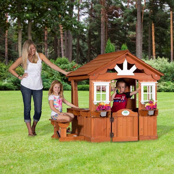 Scenic Playhouse - Playhouses | Backyard Discove