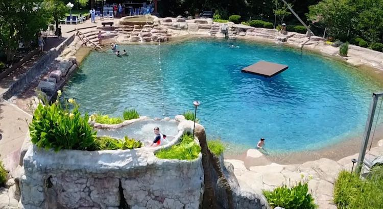 20 Years of Building a Backyard Pool Finally Pays Off—And Stuns .