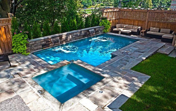 25 Best Ideas For Backyard Pools | Backyard pool designs, Swimming .