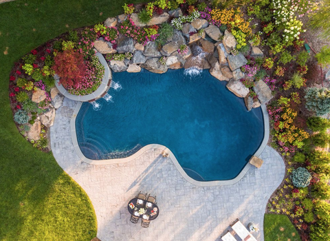 22 In-Ground Pool Designs - Best Swimming Pool Design Ideas for .
