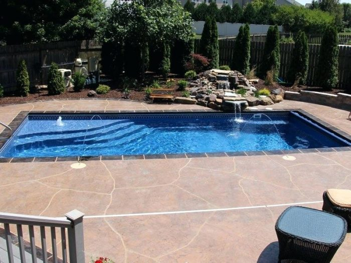 Backyard Pool Ideas Landscaping - Chate