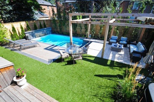 Small inground pools – inspiring ideas for small gardens and .