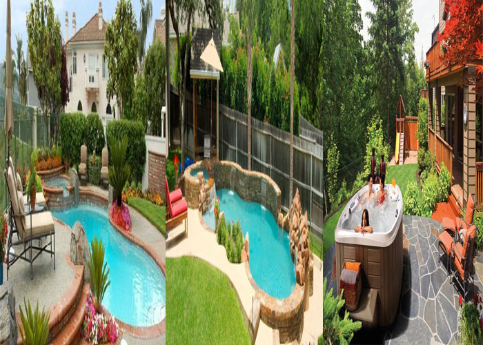 Small backyard pool ideas-7 Fantastic Pool Ideas For Small Backyar