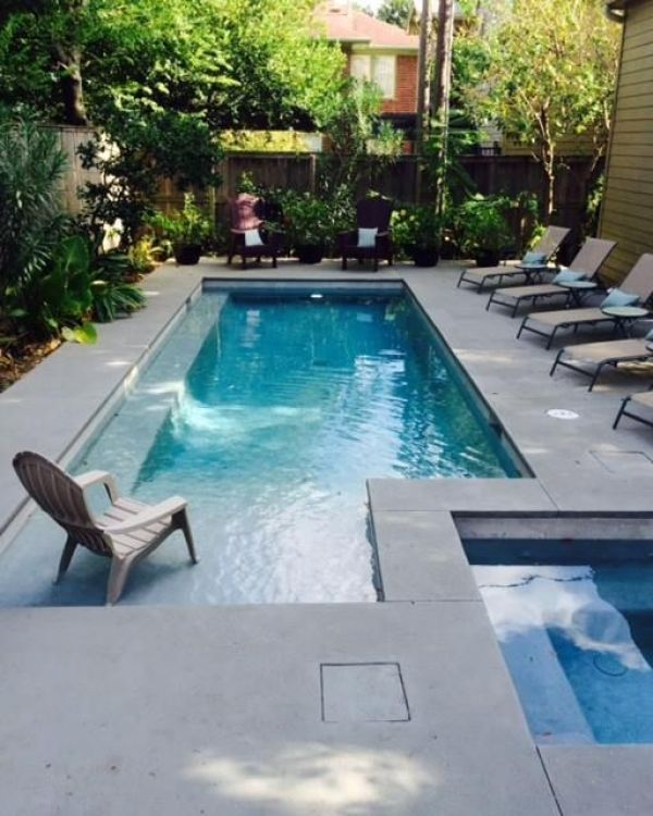 40 Brilliantly Awesome Backyard Pool Ideas to Turn into Relaxing .