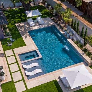 75 Beautiful Backyard Pool Pictures & Ideas   Hou