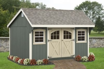 Backyard Shed- the one we are building this spring will be very .