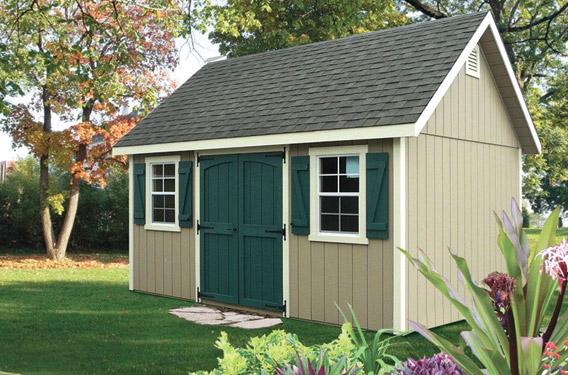 Backyard Sheds & Garages | Dutch Country Heirloom Furnitu
