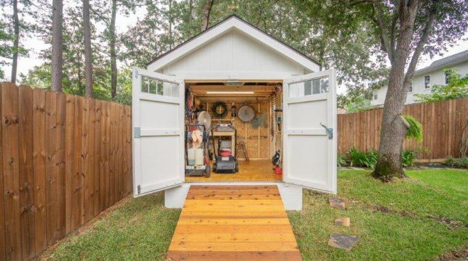 Beautiful Storage Shed an Asset to Backyard   Ulrich Sheds & Cabin .