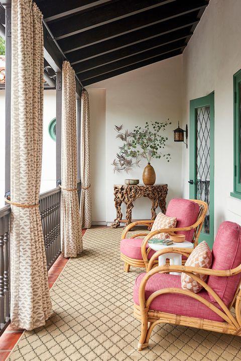 21 Cool Balcony Ideas - Stylish Balcony Decorating Tips and Phot