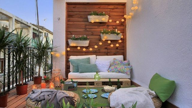 7 Fabulous Balcony Design Ideas for Small Homes - Trend Home Ide