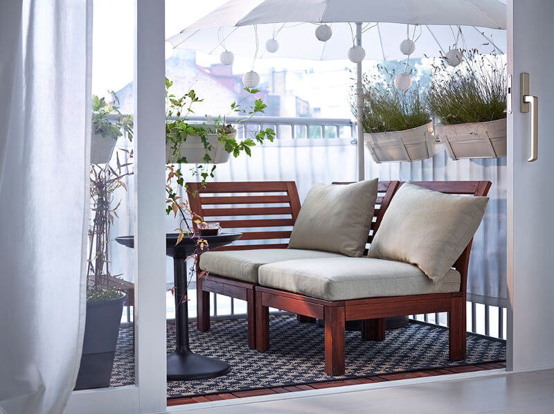 IKEA Outdoor Furniture Review: Skarpo and Appla