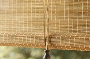 Amazon.com: Bamboo Blinds Reed Curtain Natural Bamboo Curtain .