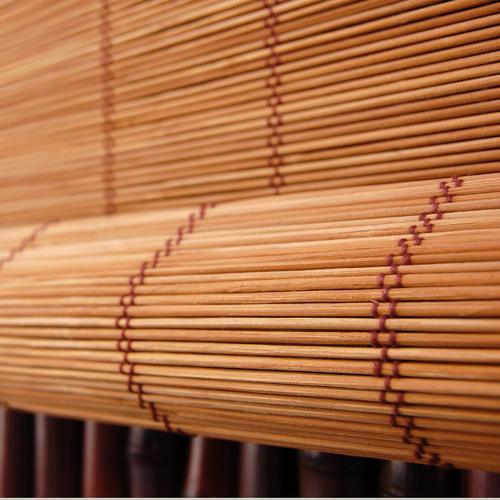 Brown Bamboo Blind, Rs 135 /square feet, Shree Enterprises   ID .