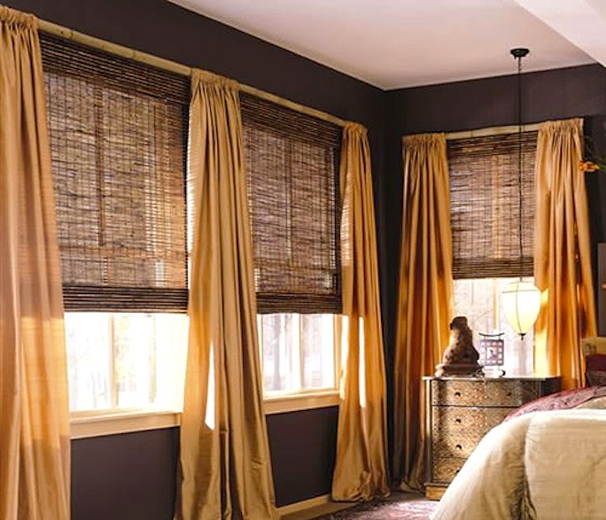 Bamboo Shades Brooklyn, NYC & Queens | Custom Window Treatments .