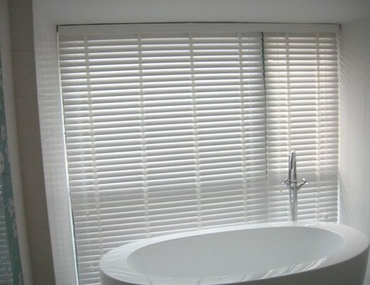 Grade bamboo blinds toilet bathroom waterproof shutter aluminum .