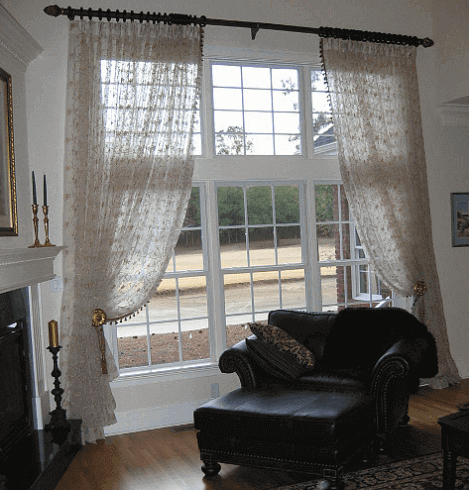 Beautiful Bay Window Treatments | Renewal by Anders