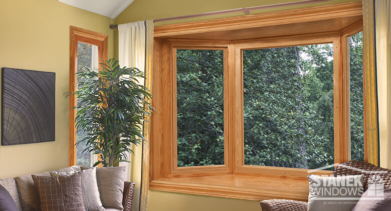 Window Treatments for Bay Windows -